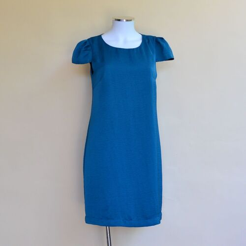 Review Green Simple Dress
